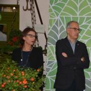 Ilaria Innocenti (resp. Area Animali familiari), Gianluca Felicetti (Presidente LAV) e Flavia Nigno (Unità emergenze)