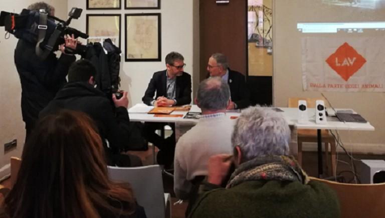 #COLPEVOLIDI: tutta la verità sui macachi. Conferenza stampa a Parma