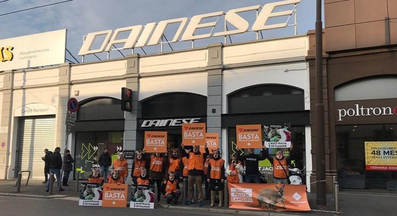 Store Dainese Milano
