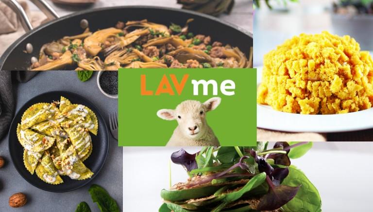 Pasqua 2020, menu 100% veg creato per noi da FunnyVeg Academy