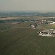 L'allevamento visto dall'alto
