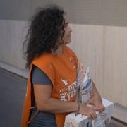 Sara Leone, consigliere nazionale LAV e responsabile LAV Bari