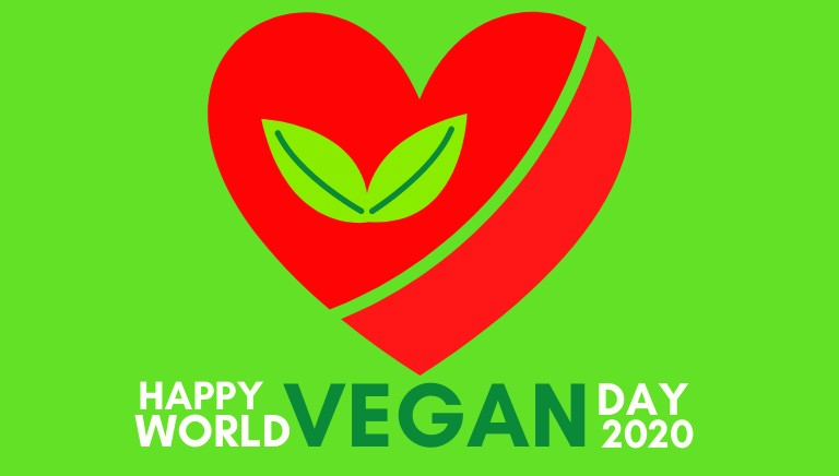 World Vegan Day: una ricorrenza sempre piu' importante