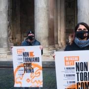 Flash Mob LAV #NONCOMEPRIMA