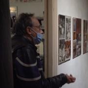 Sergio con Gianluca Felicetti, presidente LAV