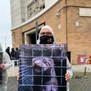 Gianluca Felicetti (Presidente LAV - foto Essere Animali)