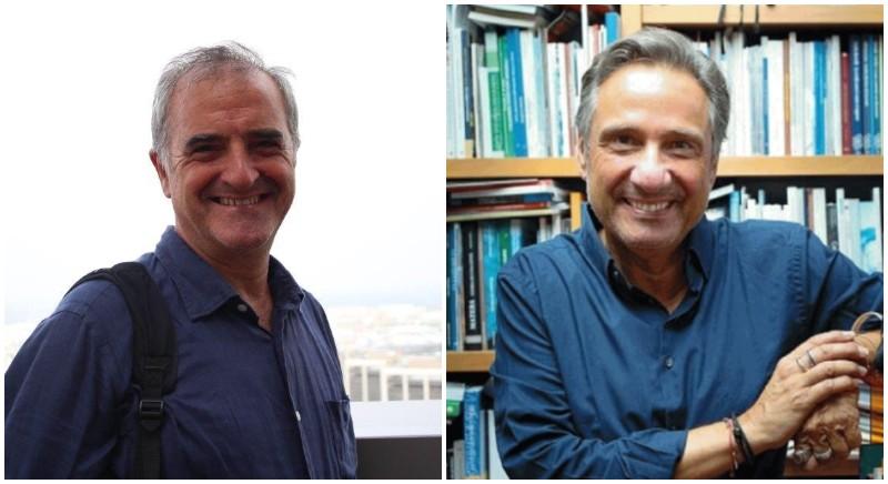 #INDIRETTACONLAV con Mario Tozzi e Lorenzo Ciccarese