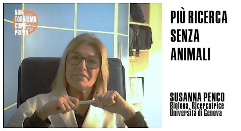 Susanna Penco, Biologa e ricercatrice