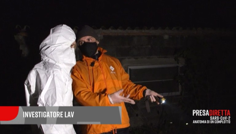 Pandemia, agire sulle cause e' la cura urgente! Inchiesta con Presa Diretta