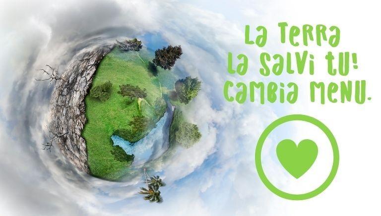 #EarthDay: per salvare la Terra, urgente favorire proteine vegetali