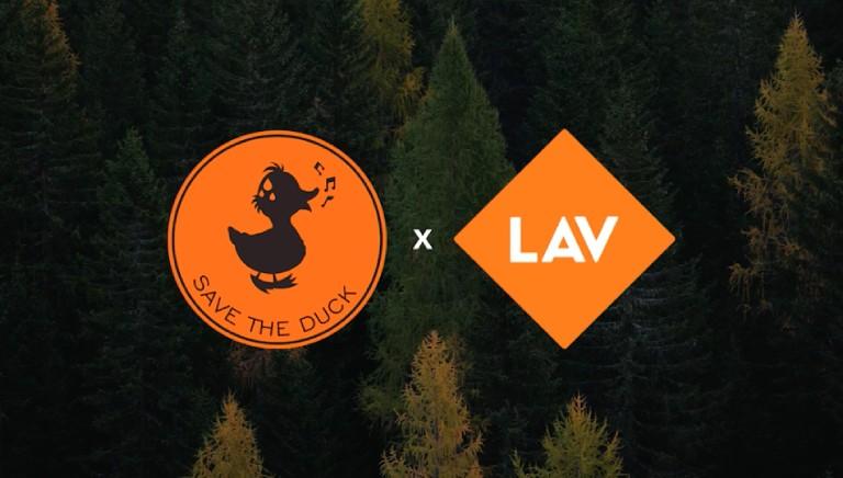 Save The Duck sostiene la campagna LAV #Iostocongliorsi