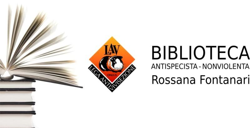 BIBLIOTECA Rossana Fontanari