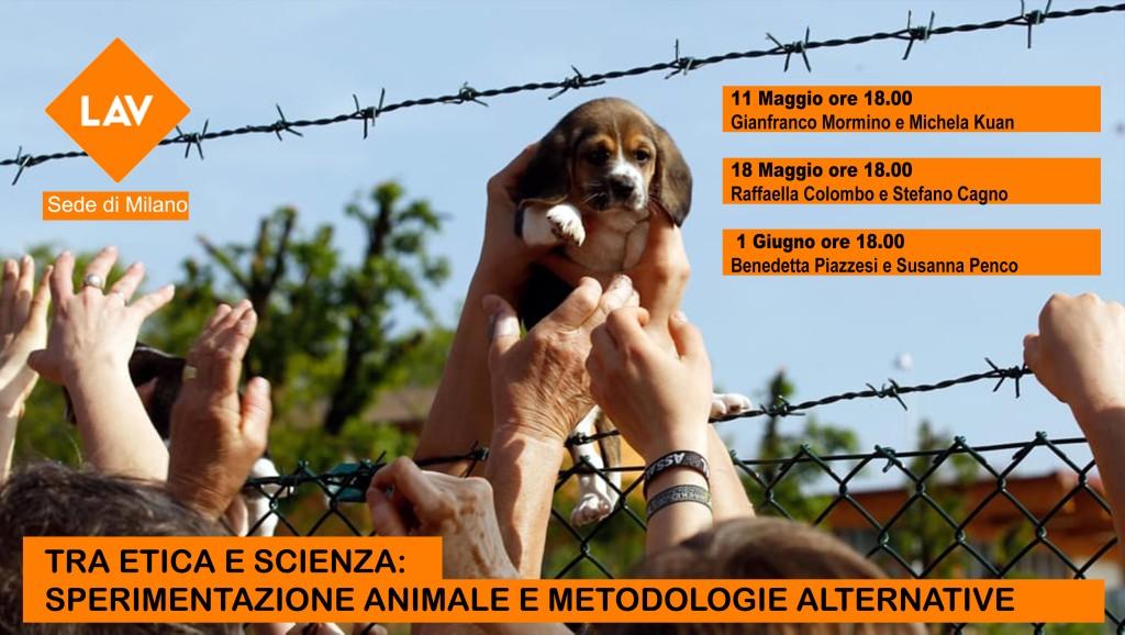 Tra etica e scienza: sperimentazione animale e metodologie alternative