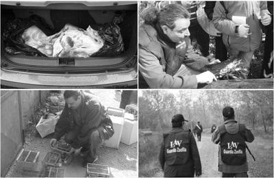 """PRESENTAZIONE del """"Rapporto Zoomafia 2013 - Sistemi criminali & animali - Il caso Puglia"""""""