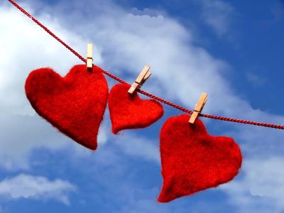 San Valentino: festeggia l'amore