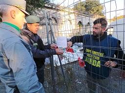 Botticelle: LAV plaude al blitz del Nirda nelle stalle di Testaccio