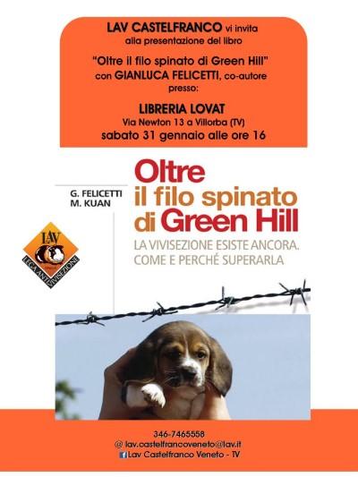 Oltre il filo spinato di Green Hill, la vivisezione esiste ancora