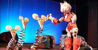 LAV Roma per i bambini: a teatro con le marionette Sabato 28 febbraio e domenica 1 marzo