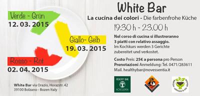 LAV Bolzano - Corso di cucina Vegan