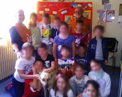 """La LAV di Vicenza fa visita alla classe 4a della scuola primaria """"San Giovanni Bosco di Pievebelvicino"""""""