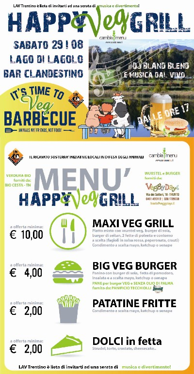 HAPPY VEG GRILL
