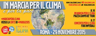 LAV Roma alla Marcia per il Clima il 29 novembre dalle 13.30