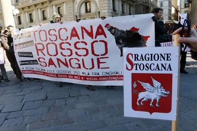 TOSCANA ROSSO SANGUE