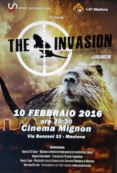 Documentario:  The Invasion - A Coypumentary