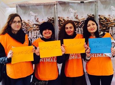 Tavoli LAV Roma del 12 e 13 marzo per le GN LAV 2016