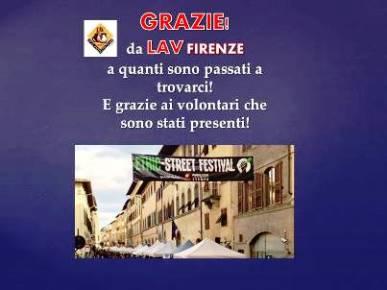 LAV  Firenze, presente a Ethic Street!