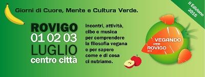 Vegando per Rovigo - Seconda Edizione