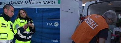 Lav Roma per gli animali vittime del terremoto