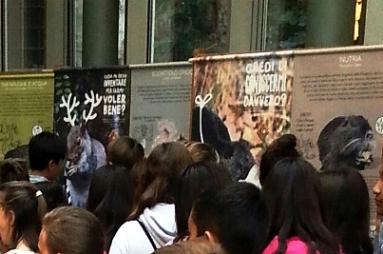"Grande partecipazione di scolaresche alla Mostra ""Gli indesiderabili"" a Firenze"