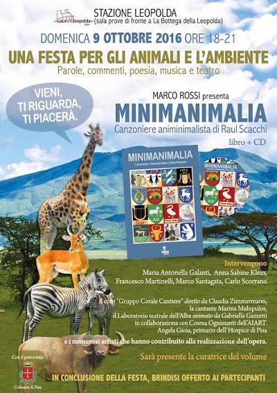 Domenica 9 Ottobre a Pisa!!
