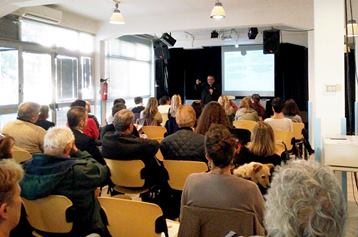 Molti i partecipanti al  Seminario formativo  sulla tutela penale degli animali