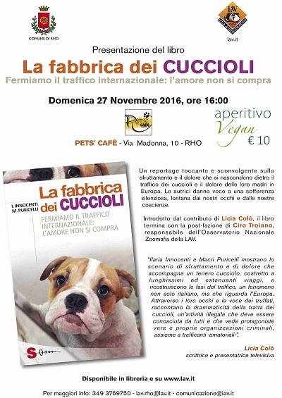 La fabbrica dei cuccioli