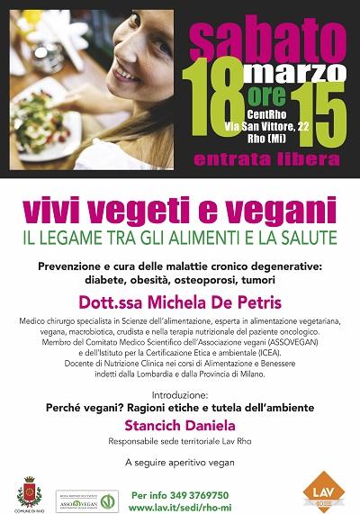 Conferenza dott.ssa Michela De Petris