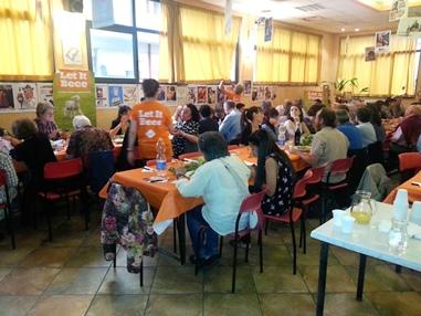 """I MACACHI HANNO BISOGNO DI VOI - Aperitivo e cena al Circolo """"I Bottai"""" a sostegno del PROGETTO MACACHI"""
