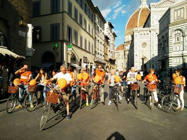 Biciclettata di sensibilizzazione  contro lo sfruttamento dei cavalli ad uso trasporto turistico
