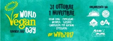 WORLD VEGAN DAY  a Firenze