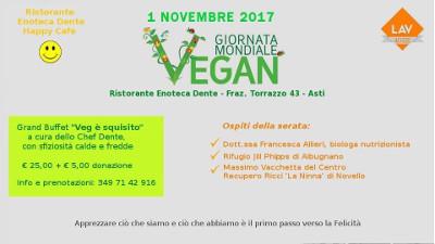 World Vegan Day 2017