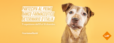 RACCOLTA FARMACI VETERINARI