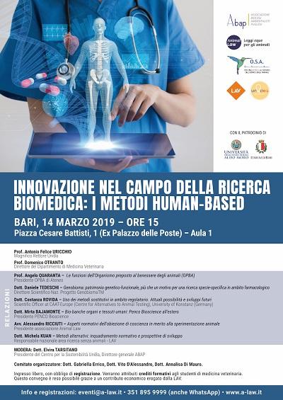 Innovazione nella ricerca biomedica: i metodi human-based