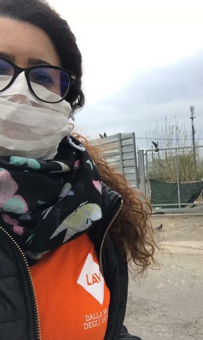 Emergenza covid-19. Gli attivisti LAV di Milano #dallapartedeglianimali
